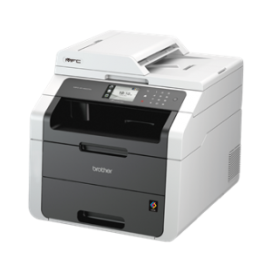 Brother MFC-9140CDN Colour Laser All-in-One Printer-0